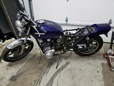 1978 to 1980 Kawasaki KZ1000 good compression motor  Vintage Classic Antique