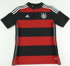 Authentic Adidas 2014-2015 Germany National Team Soccer Jersey Size Youth L
