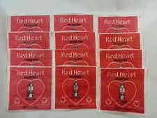 1Dozen Mantle RedHeart 500-600Cp. for Petromax Aida Gasoline Kerosene lamp