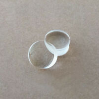 15mm Optical Glass Focal Length 32mm Doublet Double Convex Lens  DIY Objective