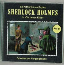 CD - Sherlock Holmes - Die neuen Fälle - 37 Schatten der Vergangenheit - 2018