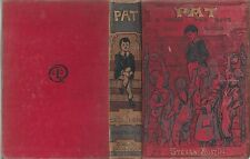 Pat a story for boys and girls by stella austin pictorial cover wells 1904 7th