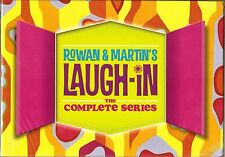 ROWAN & MARTIN'S - LAUGH-IN....The Complete Series - First time on DVD - NEW!