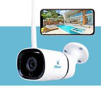 Wireless WiFi IP CCTV Security Camera Outdoor Home Motion Sensor iPhone/PC