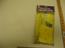 Rottefella Teleplate R925013 10mm 10 mm Riser Yellow New With Screws