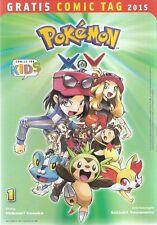 Comic-del cómic gratis día 2015-pokemon-alemán