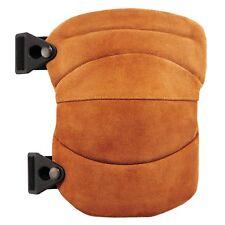 Ergodyne Proflex 230ltr Leather Knee Pads Wide Soft Cap 18232 Free Shipping