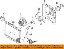 ISUZU OEM 98-03 Rodeo-Engine Water Pump 8932847240