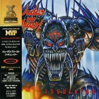 USED CD JUDAS PRIEST jugulator