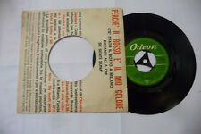 """THE BEATLES"""" ALL YOU NEED IS LOVE -DISCO 45 GIRI 7' ODEON Ger 1966"""""""