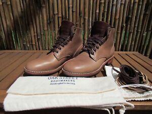 Oak Street Bootmakers, Storm Boot, Natural CXL, 10 D, Gusseted Tongue