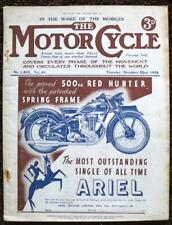 LA MOTO Magazine-Dans le sillage des mobiles, 22 déc. 1938-Vol. 61