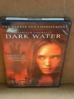 Dark Water ft. Jennifer Connelly (DVD, Unrated - Widescreen) USA/CANADA NEW