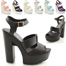 Women's Strappy, Ankle Straps Synthetic Leather Casual Shoes