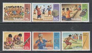 Tokelau - Post Yvert 97/102 MNH Sport