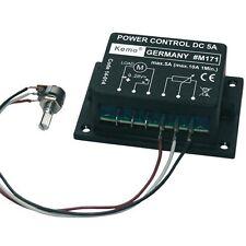 DC Motor Speed Controller Modulo 9-28v BASSA TENSIONE RPM Regolatore Regolatore