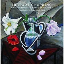 ASHLEY HUTCHINGS - THE RIOT OF SPRING AND OTHER HISTORICAL... (New & Sealed) CD