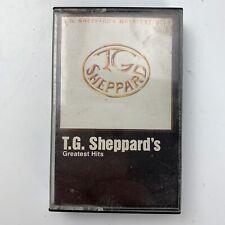T.G. Sheppard Greatest Hits (Cassette)