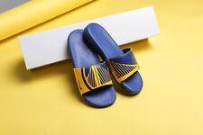 Nike Benassi Solarsoft NBA Goldengate State Sliders UK 6 EUR40 917551-701 Sandal