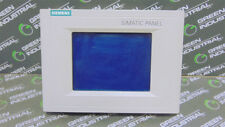 USED Siemens 6AV6 640-0CA01-0AX0 Simatic Panel Operator Interface TP 170micro