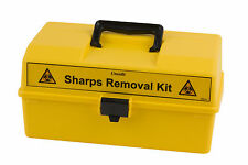 Uneedit Sharps Removal Kit - Deluxe Contents