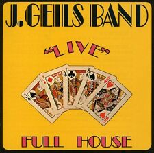 J. Geils Band - Full House Live [New CD]