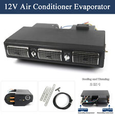 12V Car Cool & Heat A/C Underdash Evaporator Compressor Air Conditioner 3 Speed