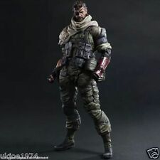 "Play Art Kai Metal Gear Solid V Venom Snake Sneaking Suit 11"" PVC Action Figure"