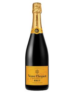 Veuve Clicquot Brut Yellow Label Champagne Sparkling 750mL bottle
