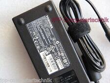 ORIGINAL TOSHIBA ADP-120ZB AB 19V 6,3A 120W 120 Watt Notebook Netzteil