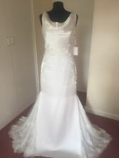 Enzoani Ivana Wedding Dress Size 12