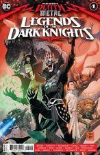 DARK NIGHTS DEATH METAL LEGENDS OF DARK KNIGHTS #1 2ND PRINT (19/08/2020)