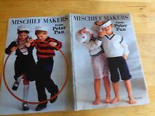 """Mischief Makers - 16 patrones de tejer para niños, D.K., 20-26"""" bolsillos"""