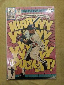 Kirby Puckett Minnesota Twins Limited Edition Pop Fly Art Print #239/376 Horine