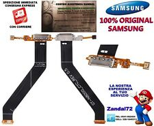 CAVO FLAT CONNETTORE RICARICA ORIGINALE SAMSUNG GALAXY NOTE 10.1 3G GT-N8000 USB