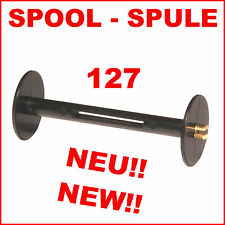 127, Spool, Film, Rollfilm, SPULE, TAKE UP SPOOL. Aufwickelspule 127er.