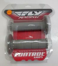 YAMAHA  FLY RACING MX SOFT HALF WAFFLE CONTROL GRIP GRIPS BIKE NEW #24-3010