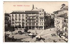 Zocodover - Toledo Photo Postcard c1910