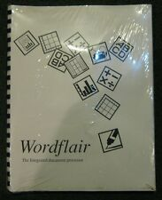 Wordflair with GDOS for Atari 520/1040/Mega/TT ST New Word Processor