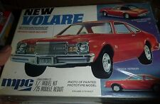 """MPC """"NEW"""" IN 1977 Plymouth Volare  Model Car Mountain FS 2n1 1-7711"""