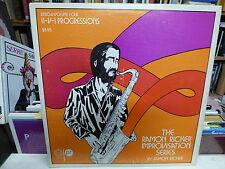 The Ramon Ricker improvisations series : II-V-I progressions - 1979 -  volume 4