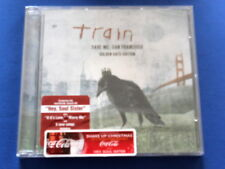 Train - Save me San Francisco - Golden gate edition - CD SIGILLATO