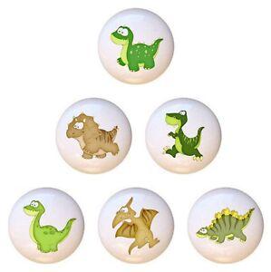 Dinosaur Drawer Pulls Large Knobs Dresser Knobs Dino Room Decor Dresser Knobs and Pulls Dinosaur Nursery Baby Nursery Decor Dinosaur Room