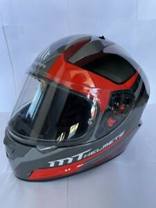 Great Condition MT Motorbike Helmet/Only Used Once