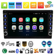2DIN Android 8.1 Car Radio GPS Navigation Audio Stereo Car Multimedia MP5 Player