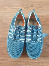 Ladies Blue Boulevard Trainers Shoes VGC Size 4EEE