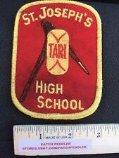 Catholic Patch ~  Tari Papua New Guinea (I Think) St. Joseph's High School 5DSS