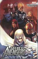Secret Avengers TPB (2011 Marvel) By Ed Brubaker OOP SEALED NM