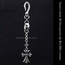Guntwo Totenkopf Schlüsselkette Schlüsselhalter Skull Key Chain Keyring K1054 DE