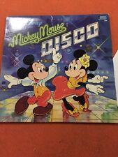 #BB Vinyl Walt Disney Productions Mickey Mouse Disco 2504
